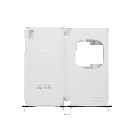 Flip Cover Idol 3 - 5,5'' White