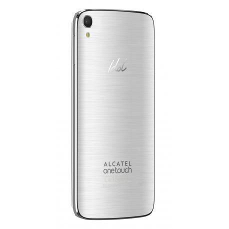 Idol 3 - 5,5'' Metallic silver - single sim