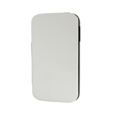 OT 991 White Flip Cover