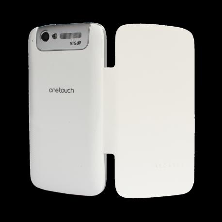 OT 997 White Flip Cover