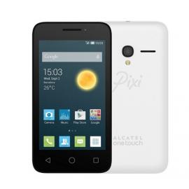"Pixi 4 - 4"" 3G White - dual sim"