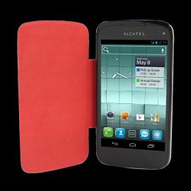 Flip Cover OT 997 Red