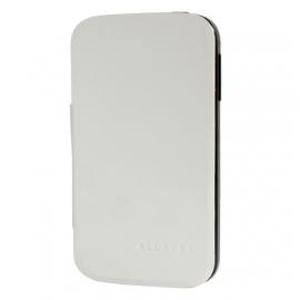 OT 993 White Flip Cover