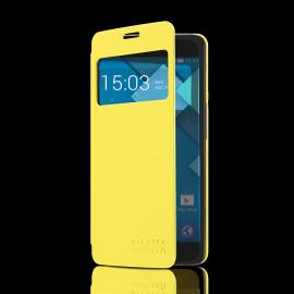 Flip Cover Yellow - IDOL X