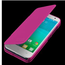 Pink Flip Cover - IDOL 2 MINI