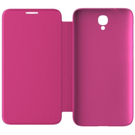 Pink Flip Cover - IDOL 2