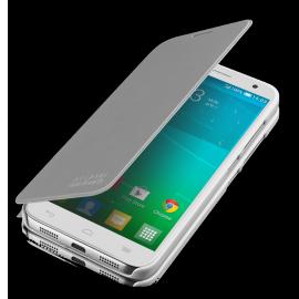Silver Flip Cover - IDOL 2 S
