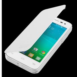 White Flip Cover - POP S3