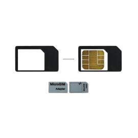 Micro-SIM card to SIM adaptor