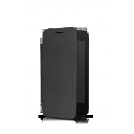 Flip cover White  - Pixi 3  4,5