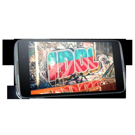 Idol 3 - 4,7'' Dark Grey - dual sim